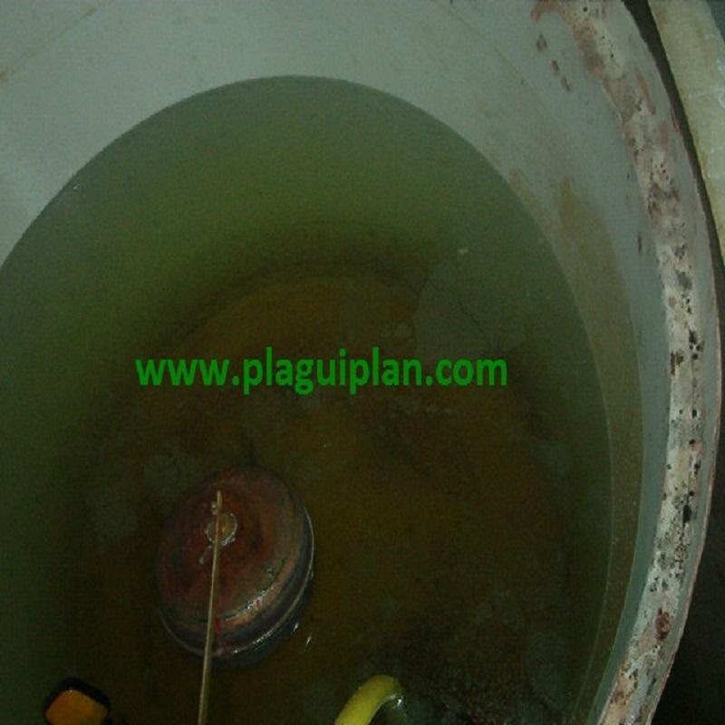 Plaguiplan limpieza desinfecci n de dep sitos y aljibes - Deposito de agua potable ...