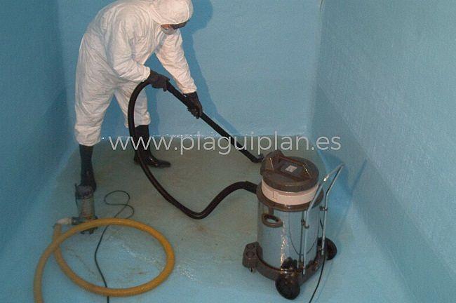Limpieza, desinfección de depósitos y aljibes de agua (14)