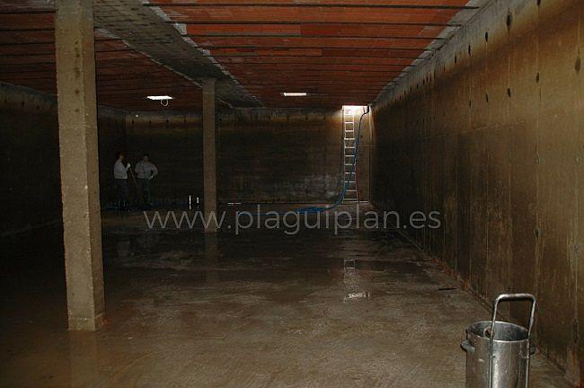 Limpieza, desinfección de depósitos y aljibes de agua (5)