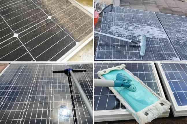 Limpieza-de-paneles-solares-en-madrid